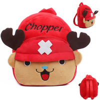 Mini One Piece Chopper School Bags Backpacks Children Mochila Infantil Cartoon Backpack For 0-3 Year Baby bags dropping shipping