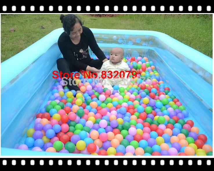 Grátis frete fácil de configurar piscina da família rodada PVC piscina para crianças miúdos novos mini inflável piscina PVC(China (Mainland))