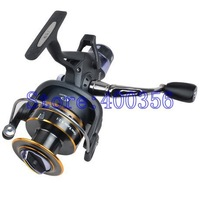 New arrival DF6000 Pesca fishing reel high quality 9+1 BB ball bearing 5:2:1 gear ratio Full Metal Head Free Shipping