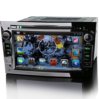 """7"""" Android 4.2.2 OS Car DVD for Opel Antara/Astra H/Combo/Corsa C/Corsa D/Meriva/Signum/Tigra TwinTop/Vectra C/Vivaro/Zafira"""