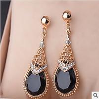 E286 earrings for women wedding earrings fashion earrings 2014 dangle earring gold earrings drop earrings