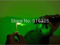 G301 Focus Burn 532nm Green Laser Pointer Pen Lazer Beam Military Green Lasers