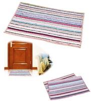 New Arrival Stripe Square Non-slip Bath Mats Doormat Mat Door Mat Home 53*34cm SHD-1037