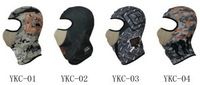 Airsoft Hunting Quick Drying Breathable Cycling Dustproof Protection Balaclava Full Face Mask Scarf head covering