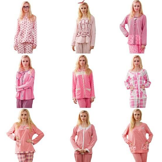 Женская пижама No 2 PA025
