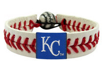 Free shipping 50pcs/lot wholesale/retail Promotion Leather Healthy Sports bracelet Braided Handwork Wristband Kansas City Royals