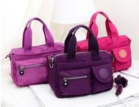 1pcs 2014 new kip monkey nylon handbag Female travel bags fashion women corss boby bag free shipping