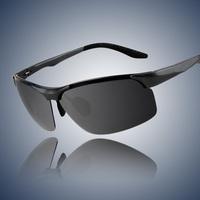 2014 Fashion glasses Brand Polarized PC Lens Gray Drive Mountaineer Travel Sport Goggle Eyewear&Accessories Sunglasses men 730A
