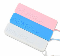 50pcs/lot 2600mAh Power Bank Backup Portable Perfume External Battery Charger for iPhone Samsung Galaxy S4 Mobile Power Pack