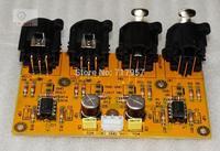 Balanced preamp / unbalanced turn balanced / unbalanced balance transfer / RCA turn XLR board /DIY kit
