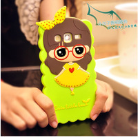 For samsung galaxy Grand 2 G7109\G7108\G7106 cartoon design silicon case for samsung grand 2 G7109\G7108\G7106 from shenzhen