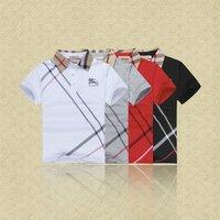Retail   Brand   2014  New  fashion  summer  boys  shirts  patchwork  pattern  children  shirts   turn-down  collar