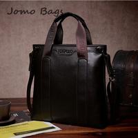 Best selling 2014 men's Business fashion gentlemen briefcase male shoulder bags men's leather messenger bags computer bag z2482