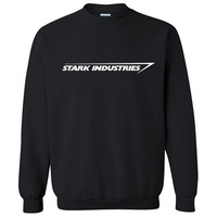 2014 autumn-winter famous superhero iron man stark industries cheap full sleeve sports man hoodies sweatshirt sportswear moleton
