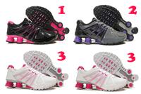 2014 New fashion shox shoes running shoes sports shoes for women free shipping