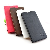 Free Shipping Top Quality Simulation leather case Classic style for Lenovo A859 cell phone