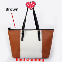 PROMOTION 2014 Fashion famous Designers Brand Michaeled handbags women bags PU LEATHER BAGS/shoulder tote purse luggage