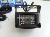 Free shipping night vision backup camera vehicle backup camera for bus