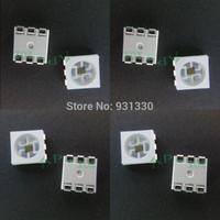 New 100PCS APA102C LED Chips APA102 Built in 5050 RGB LED Individual Addressable