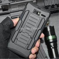 Free shipping Hybrid Future Armor Case Cover Holster Belt Clip For Motorola Droid Razr M/I XT907 XT890