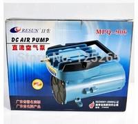 Resun Brand MPQ DC  Air Compressor for Aquaculture  MPQ-906 DC 12V 6.5A 120W 0.100Mpa 6900L/H