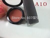 Free shipping HKPOST NEW 1PCS brand name CD cosmetic powder blush makeup make up D brand name very beatiful MAKE UP BLUSHER