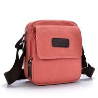 New 2014 Leisure Messenger Bags Women Canvas Crossbody Shoulder Bags Vintage Military Rucksack Casual Daypacks Women Totes Girl