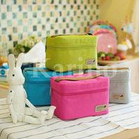 Free Shipping Wholesale Small Cooler Bag, Thermal Bag, Outdoor Picnic Lunch HandBag