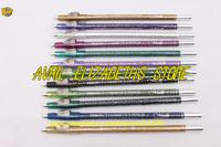 M.N 12 Color Cosmetics Pencil Makeup Eye/Lipliner Pencil 1Bag=12pc Multi-functional Eyeliner Pencil Free Shipping 12PC/LOT