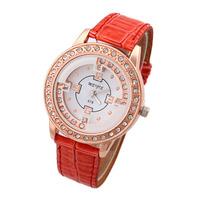 Vintage Watches Brand Famous Women Dress Watch Big Table Rhinestone Wristwatches Female Clock Reloj Mujer Ladies Quartz watch