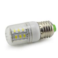 led corn lamp 24leds E27 SMD 5730 9w warm white/white led corn light led bulb 220v-240v free shipping