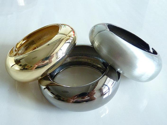 wholesale 925 sterling Silver Dreamlike Bangle Bracelet,Free&S 925 jewelry,Smooth Bracelet B0143(China (Mainland))