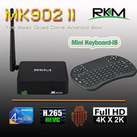 New Arrival! RKM MK902II Quad Core Android 4.2 RK3288 2G DDR3 8G ROM Bluetooth Dual Band Wifi 802.11n[MK902II/8G+I8]