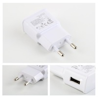 Universal 2A EU Plug Travel Wall Charger USB Cable For Samsung Galaxy S4 I9500 i9505 S3 I9300 Note 3 N7100