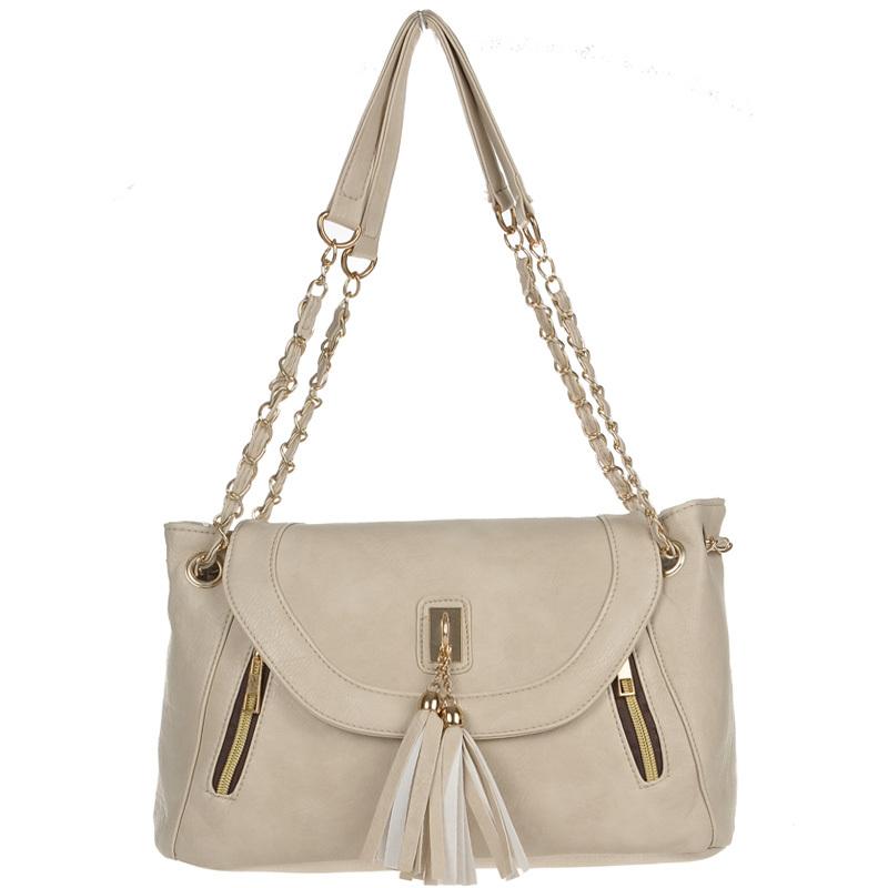 TIDE Wind In Our Store Fashion Visible Shoulder Bag Women Bag Tassel Detail Bags Women Bolsas De Marca Bolsos Mujer VK1529(China (Mainland))