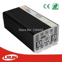 5000W pure sine wave inverter DC24V to AC220V, LED display, On/Off switch, overload protection