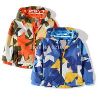 New fashion 2014 Kids boy the winter hooded coat ,top quality Cotton Padded jacket/parkas,Boys Outwear,boy winter jacket