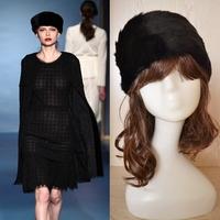 Fashion Faux Fox Fur Women's Cap Halo Wigs Headband Free shipping & Drop shipping