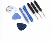 free shipping 8 in 1 Opening Tool Kit With 5 Point Star Pentalobe Torx Screwdriver Repair For iPhone iPod cell phones Tools