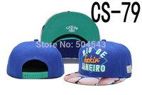 Cayler & Sons RIO DE JANEIRO Snapback Hat Blue Cap CS-79