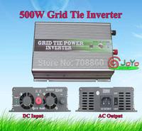 500w Grid Tie Inverter for solar panel,DC28V-52V,AC220V, 500 watt-- Factory hot sell!!