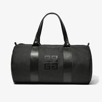 freeshipping 2014 women's PU patchwork travel bag sports bag gym bag handbag cylinder bag