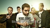 "09 A Day to Remember - American Rock Band Music Art 24""x14"" Poster"