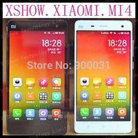 """Original Xiaomi Mi4 Qualcomm Snapdragon801 MSM8974AC Quad Core Mobile Phone  3GB RAM 16GB ROM 5.0"""" IPS 13MP CAMERA  MICRO-SIM"""