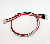 5pcs JST-XH 3S 30cm Lipo Balance Wire Extension Lead Cable For R/C Airplanes Boats Cars Free Shipping 1846