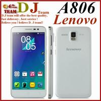 "Original Lenovo A806 A8 Mobile Phone MTK6592 Octa core 1.7G Multi-language 4G FDD LTE/WCDMA 5.0""HD IPS 2G RAM 16GB ROM In Stock"