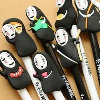 Korean Stationary Cartoon Gel Pen 2014 New Lovely Creative 0.5 mm Gel-Ink Pen No Face Men Writing Pen Wholesale
