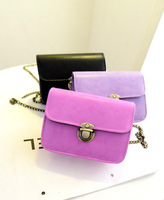 Mini handbag 2014 new tide of fashion handbag chain parcel one shoulder inclined across a small bag female bag
