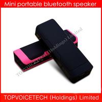 5pcs/lot mini Bluetooth Speaker,TF FM radio audio mp3 music player,4000mah Power Bank