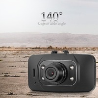 """2.7"""" TFT 1080P HD Car DVR Road Dash Video Camera G-sensor HDMI GS 8000L"""